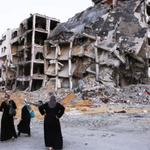 RT @DrBasselAbuward: 17,000 homes in #Gaza were destroyed in the past 51 days. It will take 20 years or more for them to be rebuilt http://t.co/nTkFlhAWp1