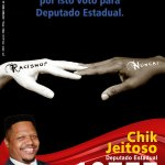 RT @ChikJeitoso: Racismo com goleiro Aranha, Chik Jeitoso quer criar Lei para multar em R$ 1 milhão os clubes http://t.co/qUL6qHBlrR http://t.co/UQNHIGUqiZ