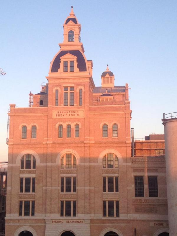 The sun is rising!  Come on down to farmers market today at @HistoricPearl 9am - 1pm. http://t.co/EoDYtu8fnF