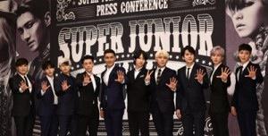 Super Junior returns with 'Mamacita' album - Read: http://t.co/NBpJ2B5h20 http://t.co/Cyh3CF0ukI