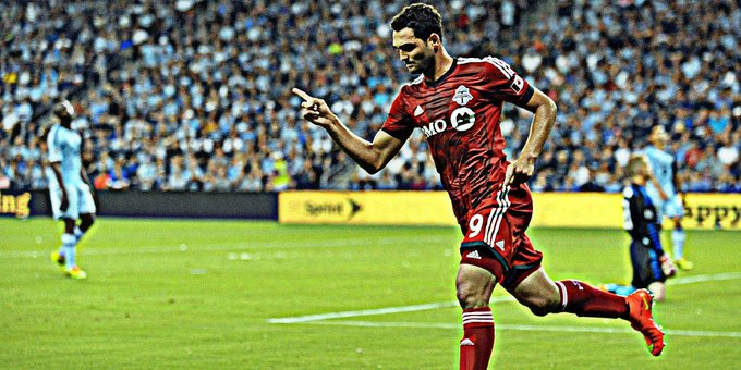 Four straight games with a goal & rolling: http://t.co/fGlrqGFOiq #TFC http://t.co/pVwH5oCueM