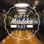 Wishing all Malaysians Happy Merdeka Day! :) http://t.co/Vd2jqkltiq
