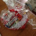 Beautiful gift of chocolate nest from Polish community. Belfast blessed to have strong Polish community here http://t.co/0Y61Dfwfgd