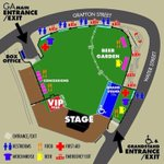 Here you are Shania fans! The concert layout for tonight! #ShaniaPEI http://t.co/FhV4u1Iw9U