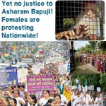 #WillMediaCoverNariShaktiRally4Bapuji 210% Bogus Case against Innocent Asaram Bapuji 1000s Women are supporting Him http://t.co/ZfgLzdNCpc