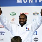 "colossal. Judo : Teddy Riner champion du monde pour la 7e fois > http://t.co/Fka68MQM1y http://t.co/CdPKZoefBi"""