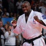 [#HorsFoot] Bravo à @teddyriner qui est champion du monde 2014 de judo des +100kg ! http://t.co/Ebi538X9sK