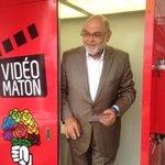 Robert Hue a participé au vidéomaton des #EGPS ! #UEPS #UEPS2014 http://t.co/ZwEg8hp8ld