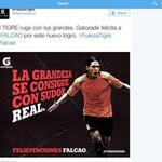 Un sponsor de #Falcao le félicite pour son arrivée au Real Madrid ! #Mercato #Boulette http://t.co/MjA7mYdo6k http://t.co/LdJvwKwdLr