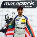 RT @PET_Motorsports: Well done @nabiljeffri for winning the Nurburgring round of the German F3 today!!! Selamat Hari Merdeka! http://t.co/z49evpJmfD