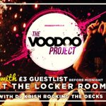 RT @Ryan__Voodoo: #SaturdaysAreVoodoo #VoodooProject #LockerRoom #Sheffield @VOODOOsheffield @LockerRoomSheff Tweet for guestlist http://t.co/WdYYjBwLnM