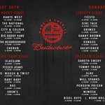 RT @Budweiser: Check out the Philly set list for @Budweiser #MadeInAmerica and watch the livestream here: http://t.co/kNTR4FThY5 http://t.co/c9N21idbJj