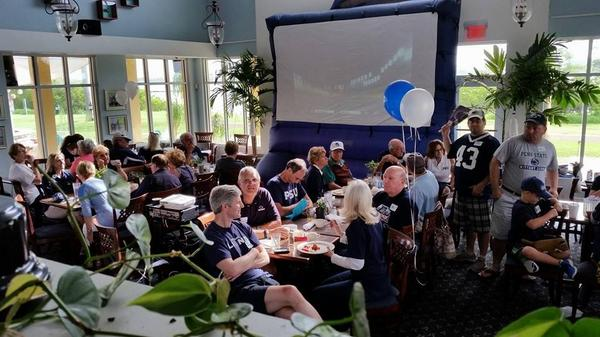 Penn State proud and Penn State strong in Palm Beach County, Florida! #WeAre #CrokePark #PSUvsUCF #PSUnrivaled http://t.co/yFi8Kb2wI0