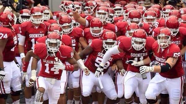 GET UP...IT'S GAME DAY! #BoomerSooner http://t.co/c0uwnVaU4E