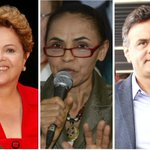 Datafolha: Marina Silva sobe e empata com Dilma no primeiro turno http://t.co/36yb1G71AQ http://t.co/cMojHsqq39