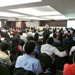 Acontece agora em São Luís, o Curso de Formação de Voluntários para advogados e técnicos de T.I. #TodosPeloMaranhão http://t.co/fKdnXPLbpq