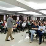 Advogados e técnicos de T.I. participam de treinamento para fiscalizar as eleições no Maranhão. #TodosPeloMaranhão http://t.co/OhGgy3LrQ3