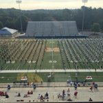 Just finished rehearsal with the Alabama band. See you all at the dome! @UA_Drumline http://t.co/aFPEt5mpmm
