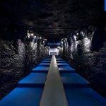"""Ein Blick in den """"neuen"""" #Schalker Spielertunnel. #S04FCB http://t.co/UAxawuzbLW"""