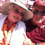 Grandparents swag #Hokies http://t.co/utMEfjSEow
