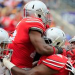 Ohio State closes out Navy, 34-17. Buckeyes havent lost to a team outside current Power 5 conferences since 1990. http://t.co/jeAEo737jc