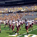 RT @KentHaslam: 30 minutes to kickoff in Laramie! Lets Go Griz!! #GoGriz #BigSkyFB http://t.co/cyLOUfvq81