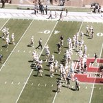 Aggies making final tuneups for Stanford! http://t.co/tpGf42DPXI
