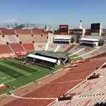 Heres the peristyle end of the Coliseum. http://t.co/E3ooCJJhf5