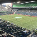 A gray #Seattle day for #sounders soccer match #SEAvCOL http://t.co/KbZNJEl7tU