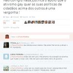 RT @lolaescreva: Malafaia nada satisfeito c/errata de Marina https://t.co/ZqTNdVwlJQ Quer msm q ela se posicione contra direitos LGBT http://t.co/7Nqz1tUAk0