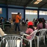 Estamos en el desarrollo del primer módulo de #EscuelaLíderesyLideresasComunitarios en #Saraguro #Interculturalidad http://t.co/zzOqsKBoQz