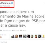 RT @Galisteu0ficiaI: Malafaia e Marina Silva só apoia os g0ys https://t.co/x7Xvr1P7h6 http://t.co/0z85M8GpZq