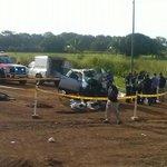Fatal accidente se registra en la madrugada de sábado 4 personas mueren tras colición. Pronto más info. http://t.co/hy1aqlaBJF