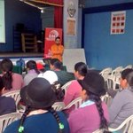 @CNELoja desarrolla en Saraguro I Módulo de la Escuela de Líderes y Lideresas. #DemocraciaComunitaria @JuanPabloPozoB http://t.co/47Z10qF3eM