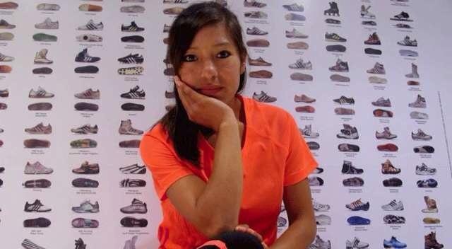 Hoy es cumpleaños de la Atleta Ines Melchor 28 años http://t.co/gmRAkNibQt