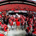 RT @UGAfootballLive: This is our house! #GoDawgs #BeatClemson http://t.co/25e2xlMEI4