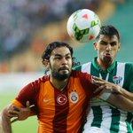 RT @GalatasaraySK: İLK YARI SONUCU: Bursaspor 0 - 0 #Galatasaray http://t.co/Kk2iis5MHT