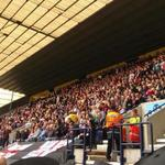 RT @FBAwayDays: Sheffield United fans at Preston today. #sufc http://t.co/dYtzudr2or