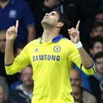 Costa-ffective? Diego Costa has scored 3 goals with his first 3 shots on target so far this season. http://t.co/atrMKyFrFA