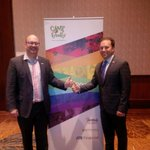 RT @MinisterJono: Pleased to join @kristopherwells at the #campfyrefly brunch @pridecalgary #ableg http://t.co/2PB6fcJ9mr
