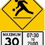 Effective September 1, 2014 police will be enforcing new playground & school zone times. #calgary #yyc http://t.co/gUlGKqz96Z