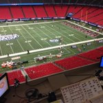 RT @CStewartSports: We are on the air from Atlanta! @UA_CTSM @AlabamaFTBL http://t.co/9W8ehbPsqW