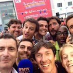 "Les plus forts RT ""@ThierryArnaud: #selfie #BFMTVteam #UEPS2014 cc @agindre @PauSR http://t.co/iUKQkkkx2O"""