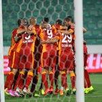 RT @GalatasaraySK: FOTO | Olcan Adının golünden sonra Bizim Takım! http://t.co/AfS3OZErXG