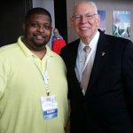 Met Rev. Rafael Cruz today @AFPhq #Dream14 @WayneDupreeShow Happy to have a chance to talk to him one on one http://t.co/p4c4vjDKnx