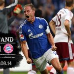 ABPFIFF! #Schalke erkämpft sich verdienten Punkt im Topspiel gegen den #FCBayern. #S04FCB http://t.co/vkgY37n7tE http://t.co/fP4LZOs3pf
