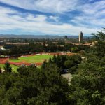 This is what Stanford looks like from the stadium on opening day http://t.co/lGZuKrrHaQ