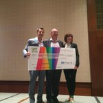 RT @mikesbloggity: .@atbfinancial just made an amazing $75,000 donation to Camp FYrefly! Bank fees couldnt be better spent! #yycpride http://t.co/YmvnDnzDYQ