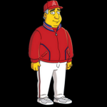 """#FXX will air Mike Scioscias guest appearance on #TheSimpsons """"Moneybart"""" tomorrow @ 2am! #Angels #EverySimpsonsEver http://t.co/0m4gXWzpce"""