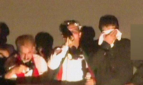 Screengrab shows Imran Khan atop his container in Islamabad |  http://t.co/u4tD52oZAn http://t.co/c9jWibwkJs